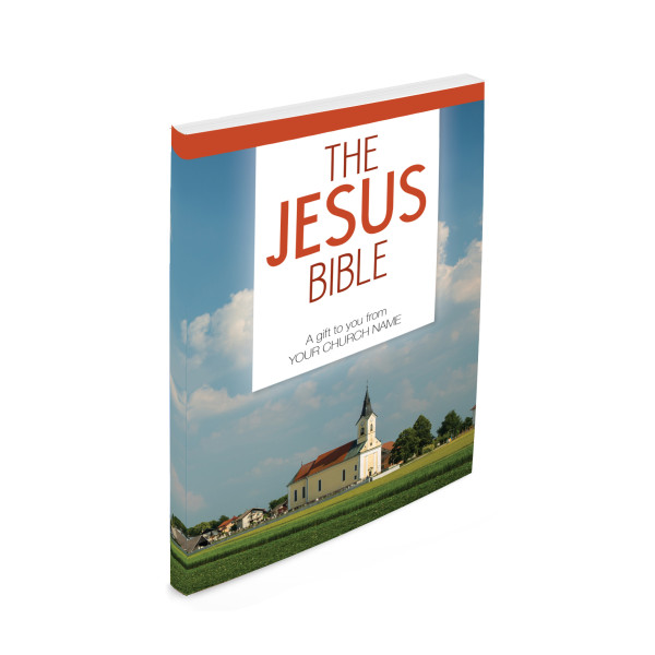 Jesus Bible Cover