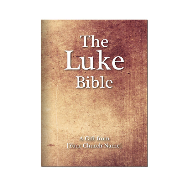Luke Bible Cover2
